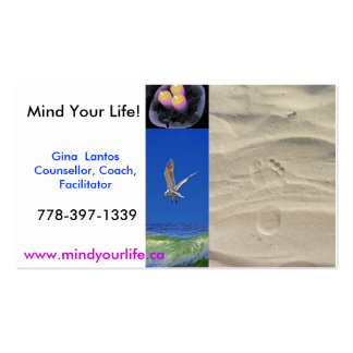 MIndfulness Pack Of Standard Business Cards