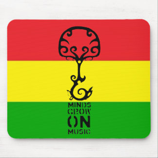 Minds Grow on Music Mouse Mat