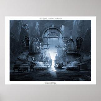 Mindscape dreamscape poster