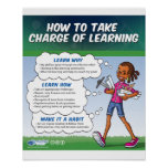 Mindset Works Take Charge of Learning Poster