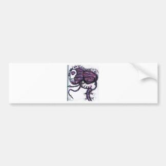 Mindweapon Rewrite Mindwipe Bumper Sticker