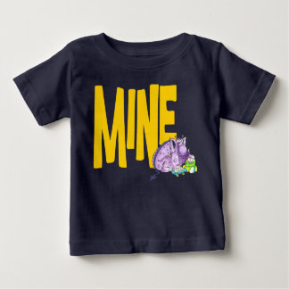 Mine (black) baby T-Shirt