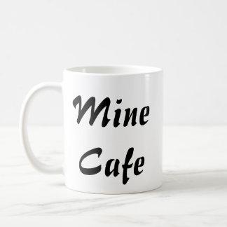 Mine Cafe Coffee Mug