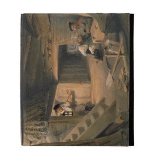 Mine of the Bastion du Mat, plate from 'The Seat o iPad Case