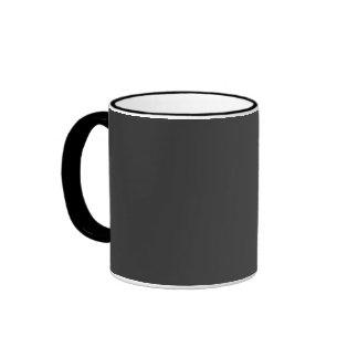 Mine Shaft Ringer Mug