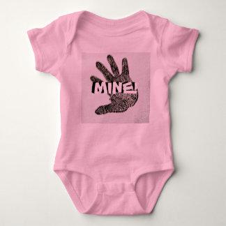 MINE! T-shirt Pink