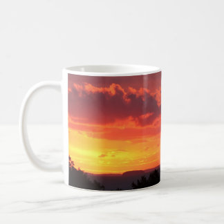 Minehead Bay Sunrise Coffee Mug