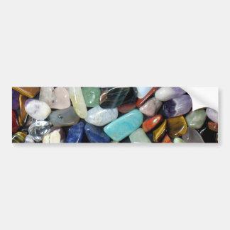 Mineral Stones Bumper Sticker