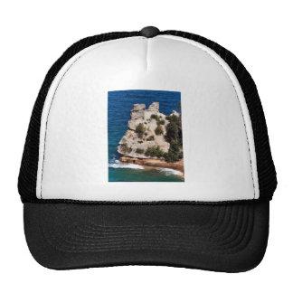 Miners Castle, Michigan Trucker Hat