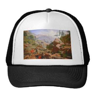 Miners in the Sierras - 1851/1852 Cap