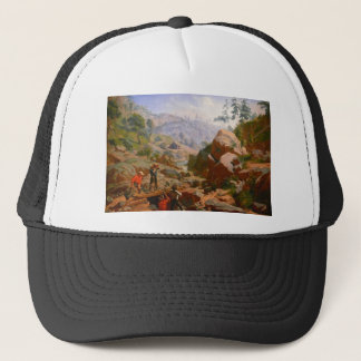 Miners in the Sierras - 1851/1852 Trucker Hat