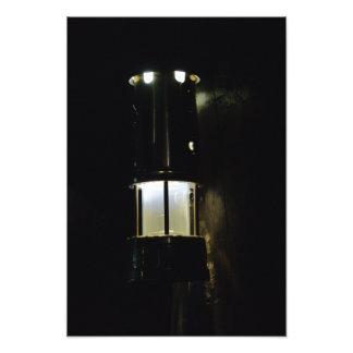 Miners Lamp Photo Print