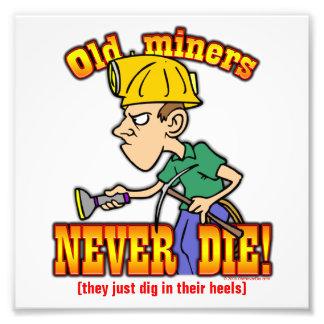 Miners Art Photo