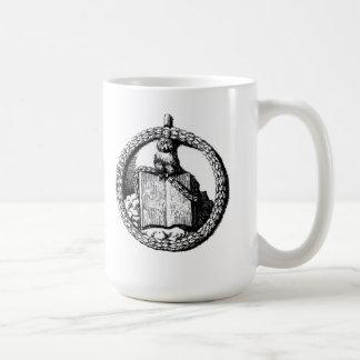 Minerval Insignia Basic White Mug
