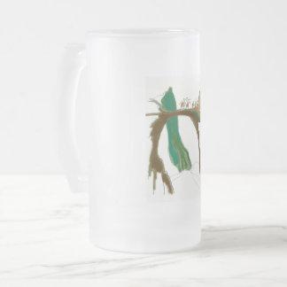 Mines of Moria (TM)  Glass Mug