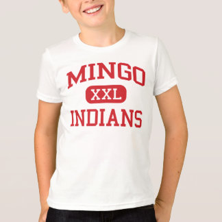 Mingo - Indians - Middle - Mingo Junction Ohio T-Shirt