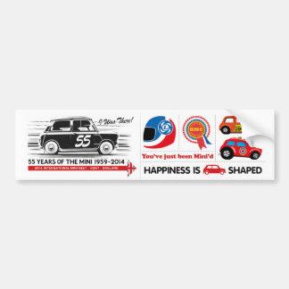 Mini 55 Sticker Sheet