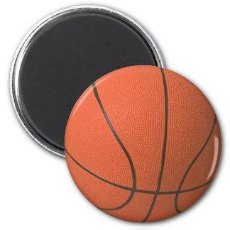 Mini Basketball 6 Cm Round Magnet