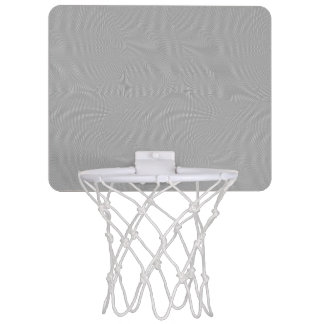Mini Basketball Goal SILVER SCREEN LOOK Mini Basketball Hoop