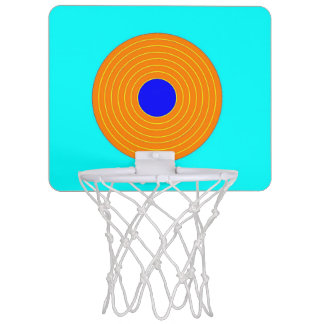 Mini Basketball Hoop - Circles