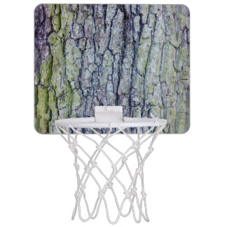Mini Basketball Hoop - Tree Trunk