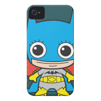 Mini Batgirl Case-Mate iPhone 4 Cases