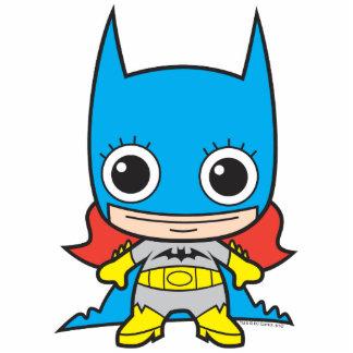 Mini Batgirl Standing Photo Sculpture