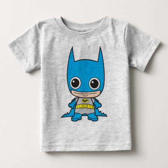 Mini Batman Baby T Shirt Zazzlecouk