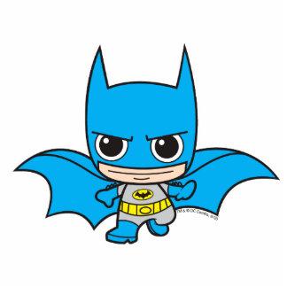 Mini Batman Running Standing Photo Sculpture