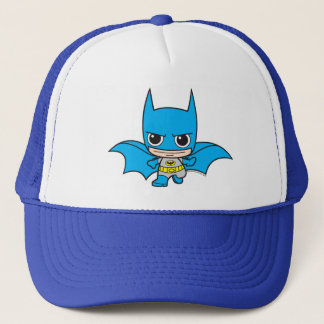 Mini Batman Running Trucker Hat