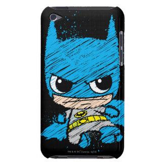 Mini Batman Sketch iPod Case-Mate Case