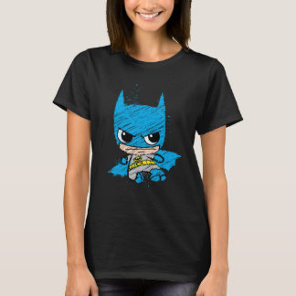 Mini Batman Sketch T-Shirt