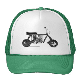 Mini Bike Trucker Hat