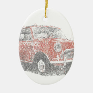 Mini (Biro) Christmas Ornament