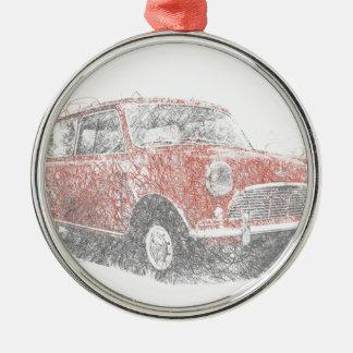 Mini (Biro) Christmas Ornament