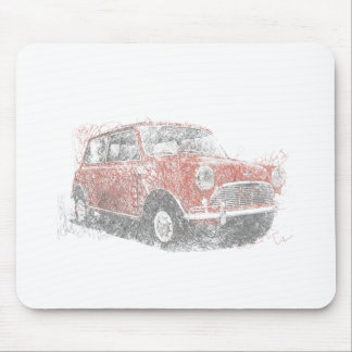Mini (Biro) Mouse Mat