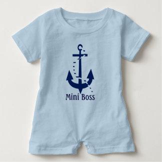 Mini Boss Baby Bodysuit