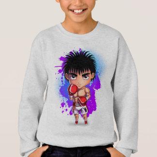 Mini Boxer Sweatshirt