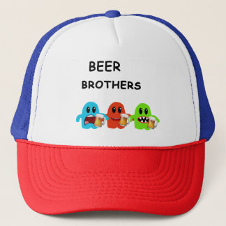 Mini Brothers at a Beer Bar Hat by Mini Brothers