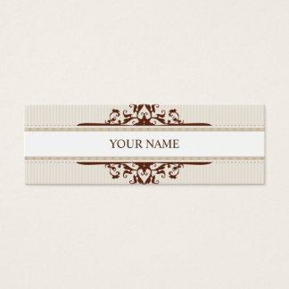 MINI BUSINESS CARD :: divine 1
