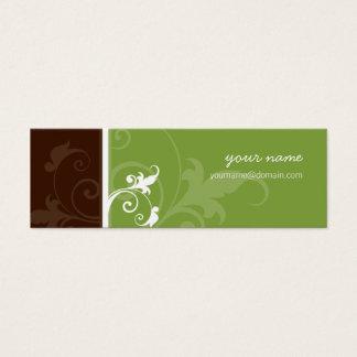 MINI BUSINESS CARD :: verve 3