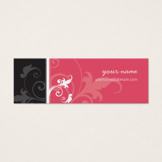 MINI BUSINESS CARD :: verve 6