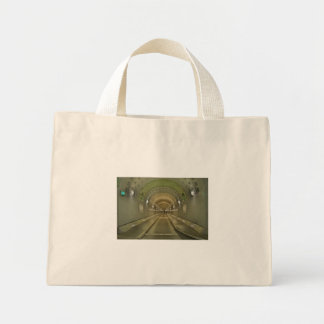 Mini carrying bag Hamburg of old Elbe tunnels