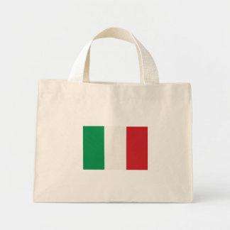 Mini carrying bag Italy flag