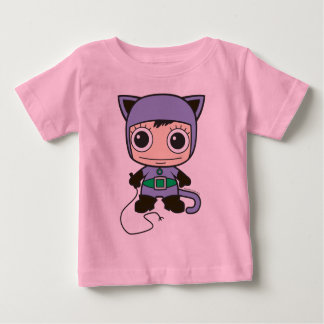 Mini Cat Woman Baby T-Shirt