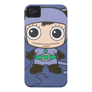 Mini Cat Woman iPhone 4 Case-Mate Cases