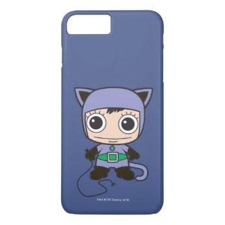 Mini Cat Woman iPhone 8 Plus/7 Plus Case