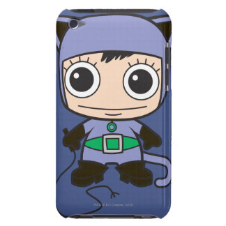 Mini Cat Woman iPod Touch Cover