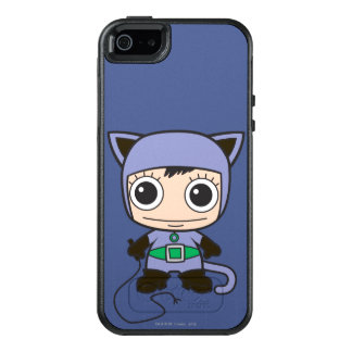 Mini Cat Woman OtterBox iPhone 5/5s/SE Case