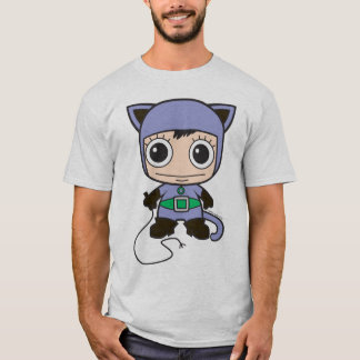 Mini Cat Woman T-Shirt